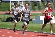 Mason Keddy Track and Field